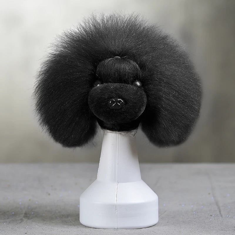 Opawz Model Dog Head Set with stand and wig