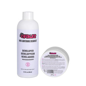 Opawz Hair Lightning Cream set