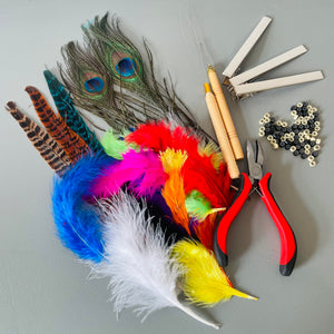 Feather Extension Starter Kit