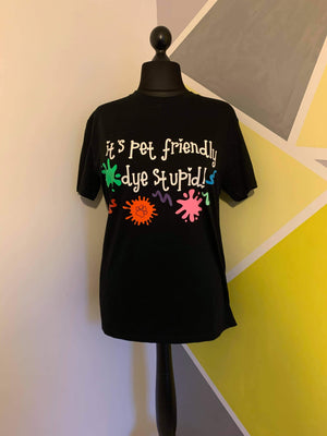 Unique Custom Made Creative Grooming T-shirt size large
