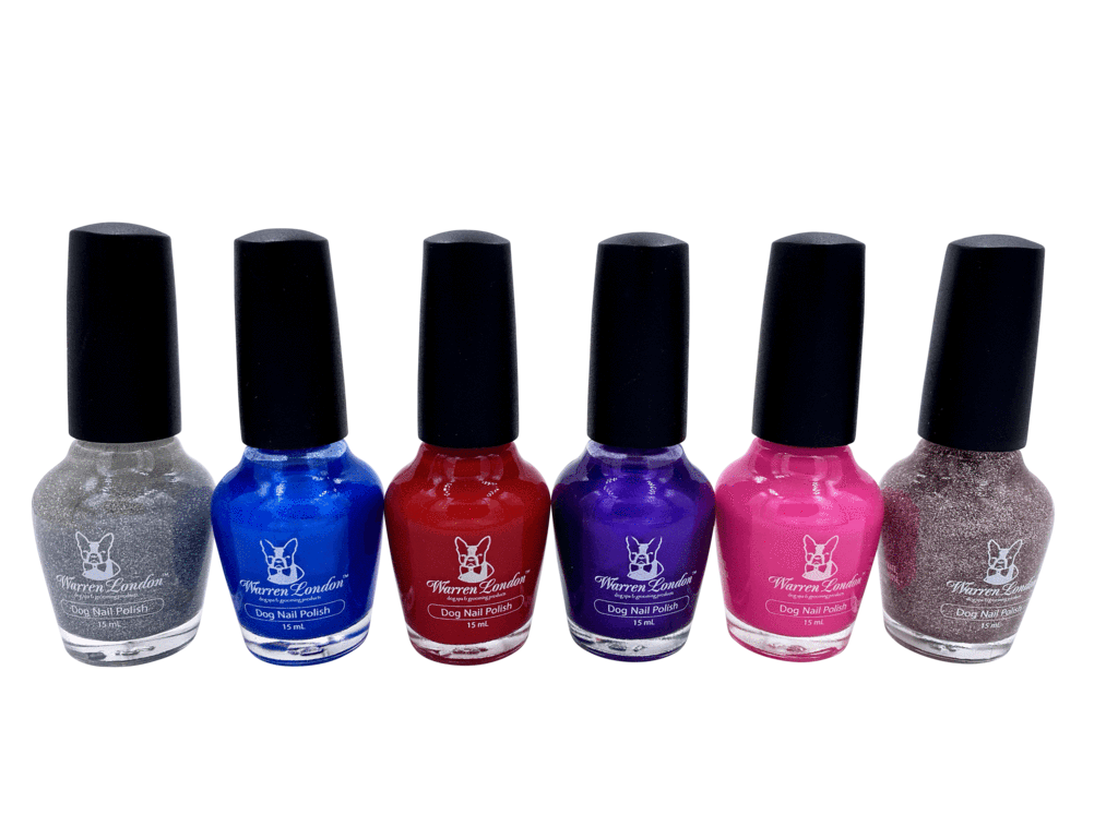 Nail Varnish Colours Manicure / Pawdicure Set