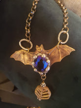 Load image into Gallery viewer, Funky Bat Necklace - Rare & Unique Piece!