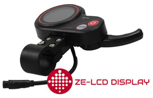 ZERO ESCOOTERS ZE-LCD DISPLAY - Zero E-Scooters