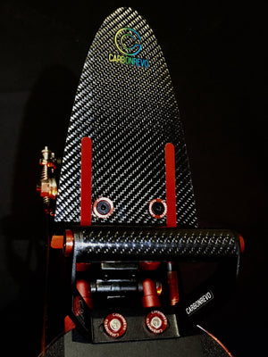 CARBONREVO CARBON FIBRE REAR FENDER top view