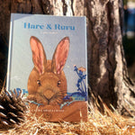 Hare & Ruru: A Quiet Moment