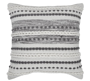 Snowy Mountain Throw Pillow