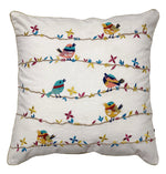 Load image into Gallery viewer, Birds Throw Pillow