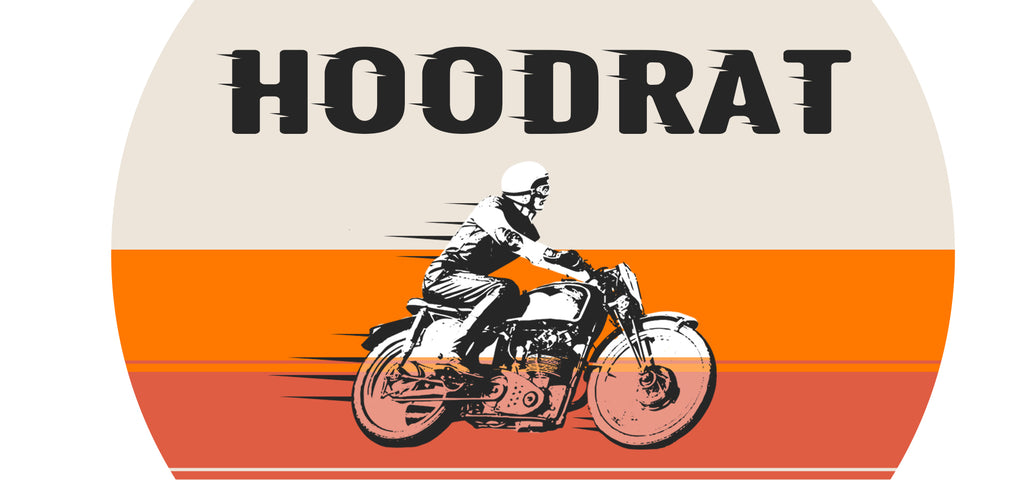 Hood Rat gear for life under the hood and motorcycle rides