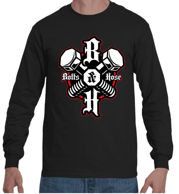 Bolts & Hose LS Shirt