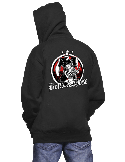 Bolts & Hose Blaster Painter Sweatshirt
