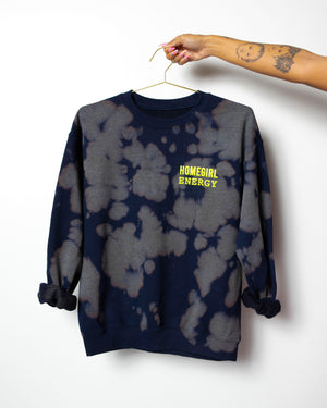 Load image into Gallery viewer, Homegirl Energy Tie Dye  Sweatsuit Top & Bottom