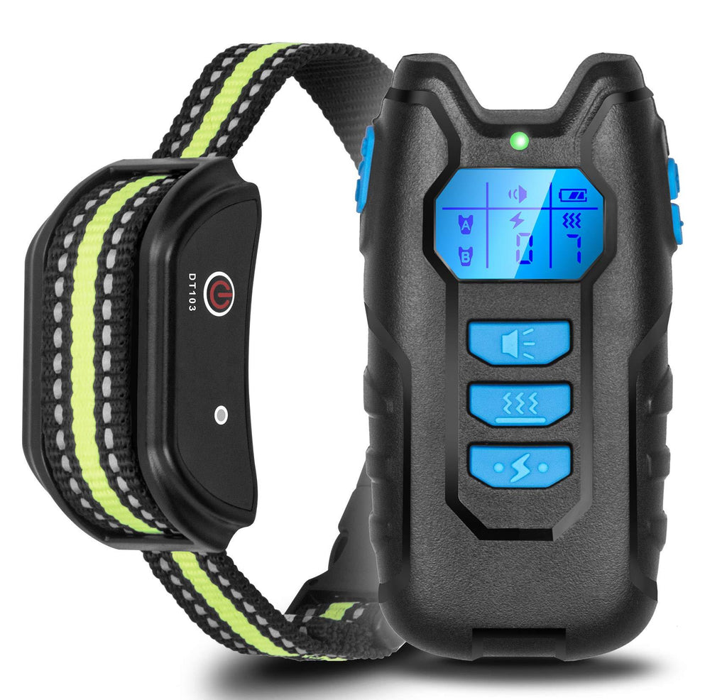 Rechargeable Shock Collar