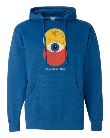 Concentric Eye Hoodie