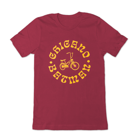 Red Lowrider Bike Shirt