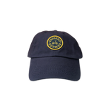 Navy Lowrider Bike Dad Hat