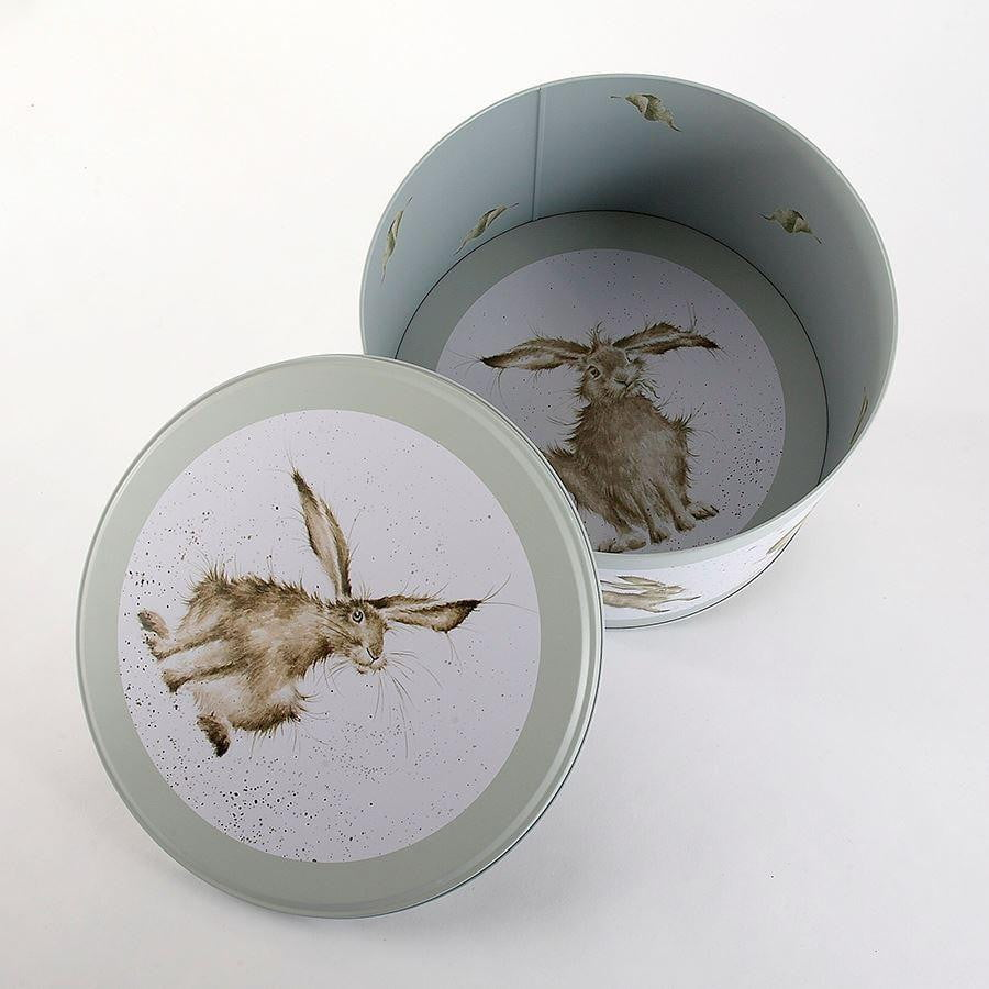 Wrendale Designs - Cake Tin Nest Set of 3 Cake Tins (Hare, Duck, Owl) CTN001 - Hothouse