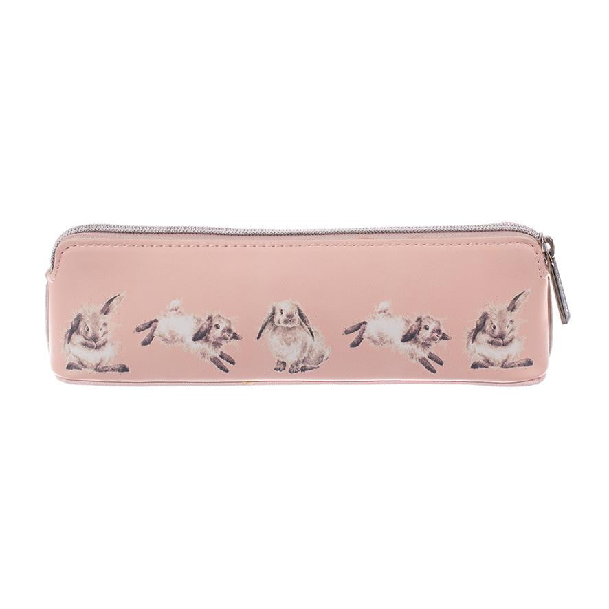 Wrendale Designs 'Some Bunny' Rabbit Brush Bag