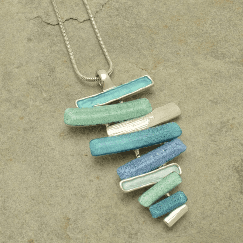 Miss Milly Coastal Mix Necklace - Hothouse
