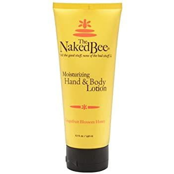 The Naked Bee - Orange Blossom Hand Cream & Body Lotion Tube - 198ml - Hothouse
