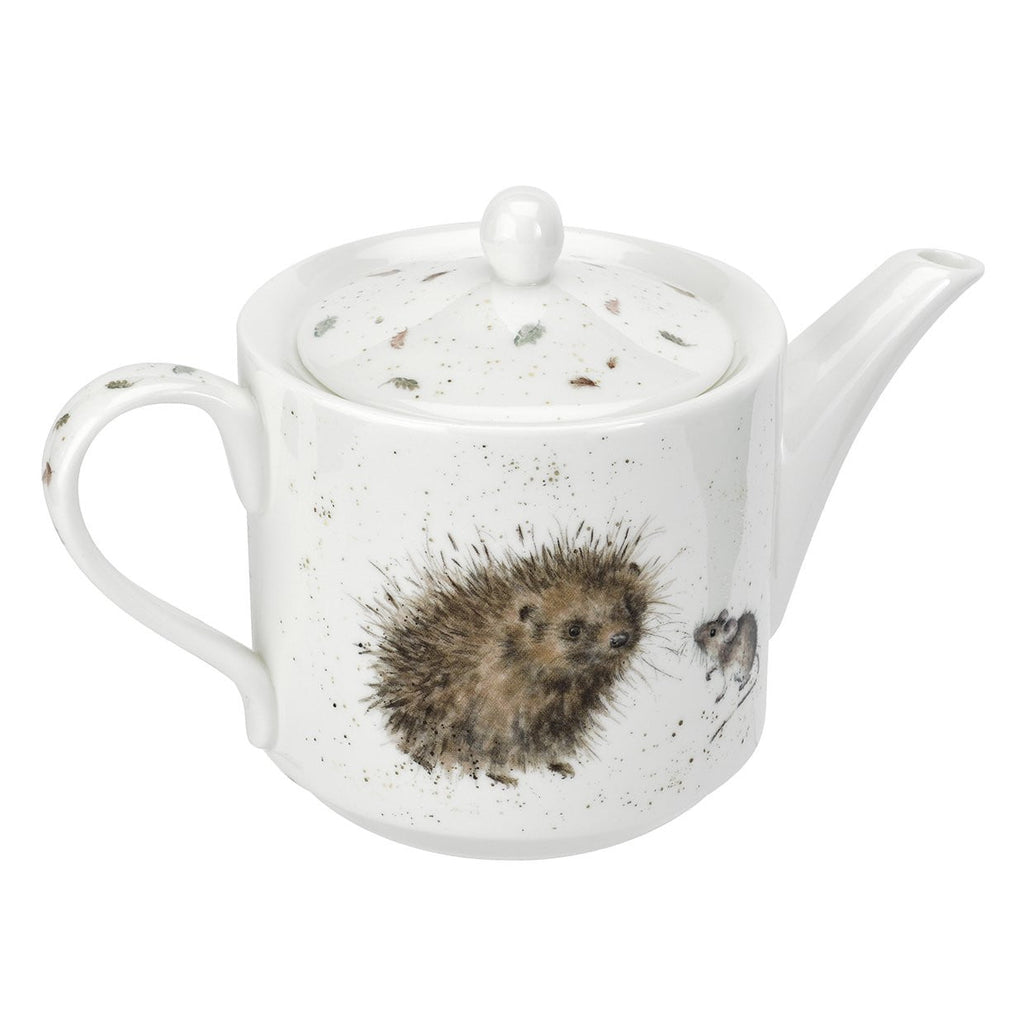 Wrendale Designs Hedgehog Teapot by Royal Worcester - Hothouse