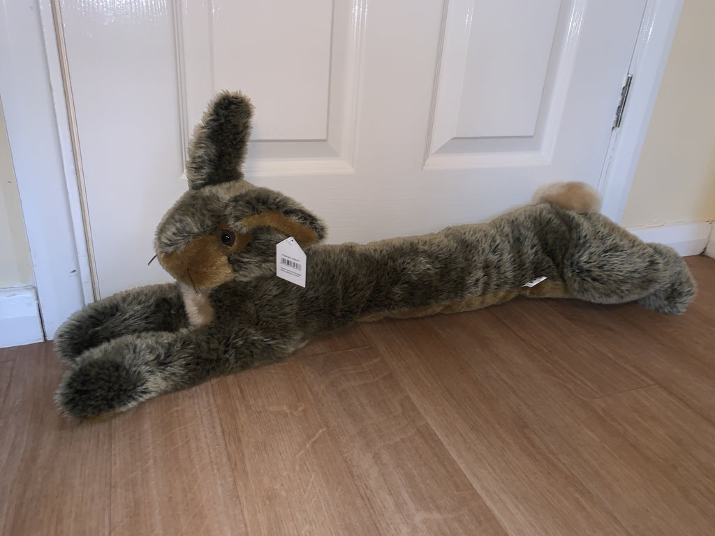 Plush Bunny Rabbit Draught Excluder - Hothouse