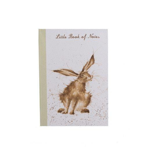 Wrendale Designs - A6 Hare Notebook - Hothouse