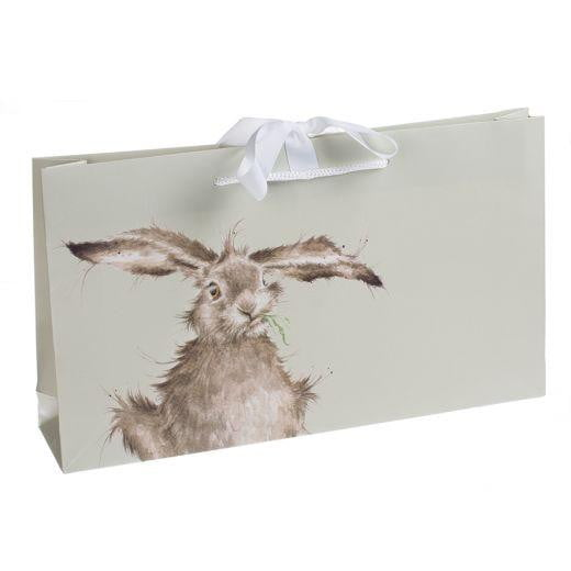 Wrendale Designs - Leaping Hare Scarf - Hothouse