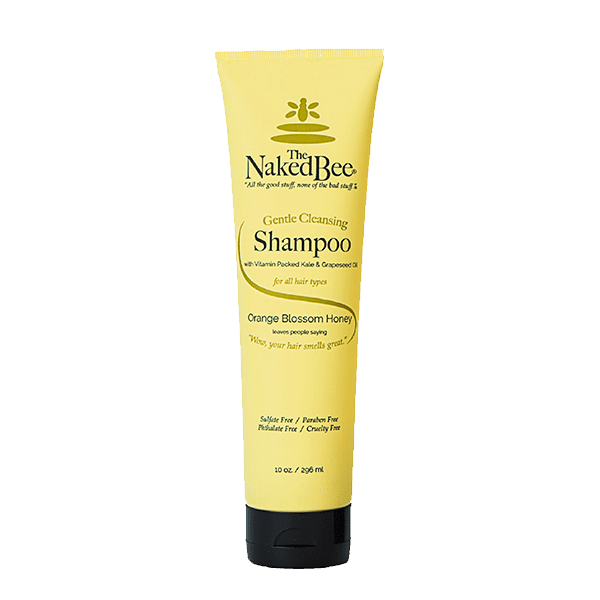 The Naked Bee - Orange Blossom Honey Gentle Cleansing Shampoo - 298ml