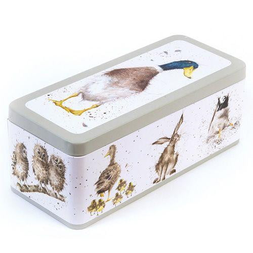 Wrendale Designs Cracker Tin - Hothouse