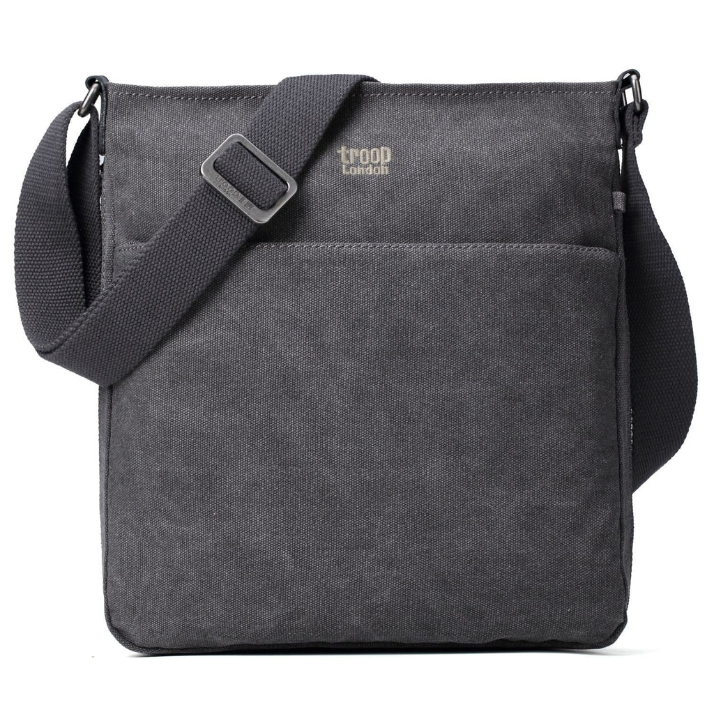 Troop London Classic Canvas Across Body Bag - TRP0236 - Hothouse