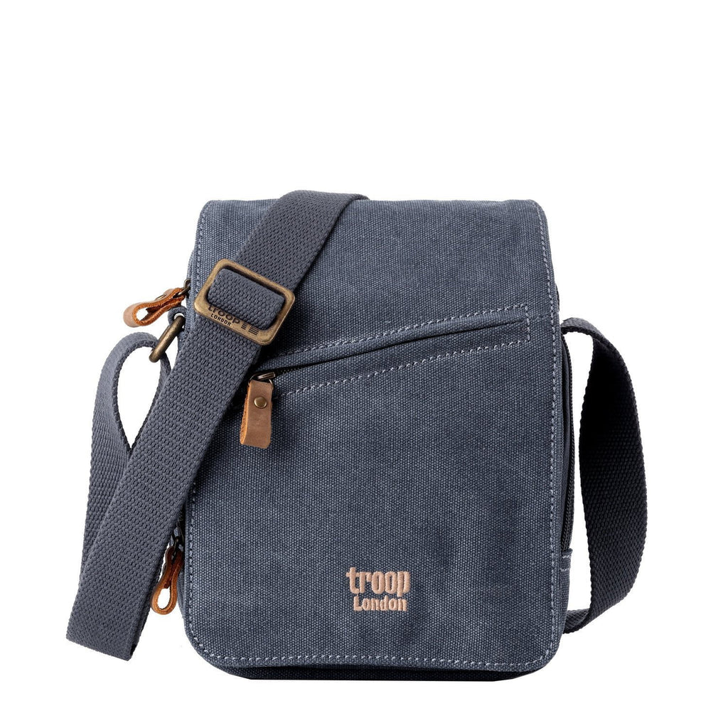 Troop London Classic Canvas Cross Body Bag - TRP0239 - Hothouse