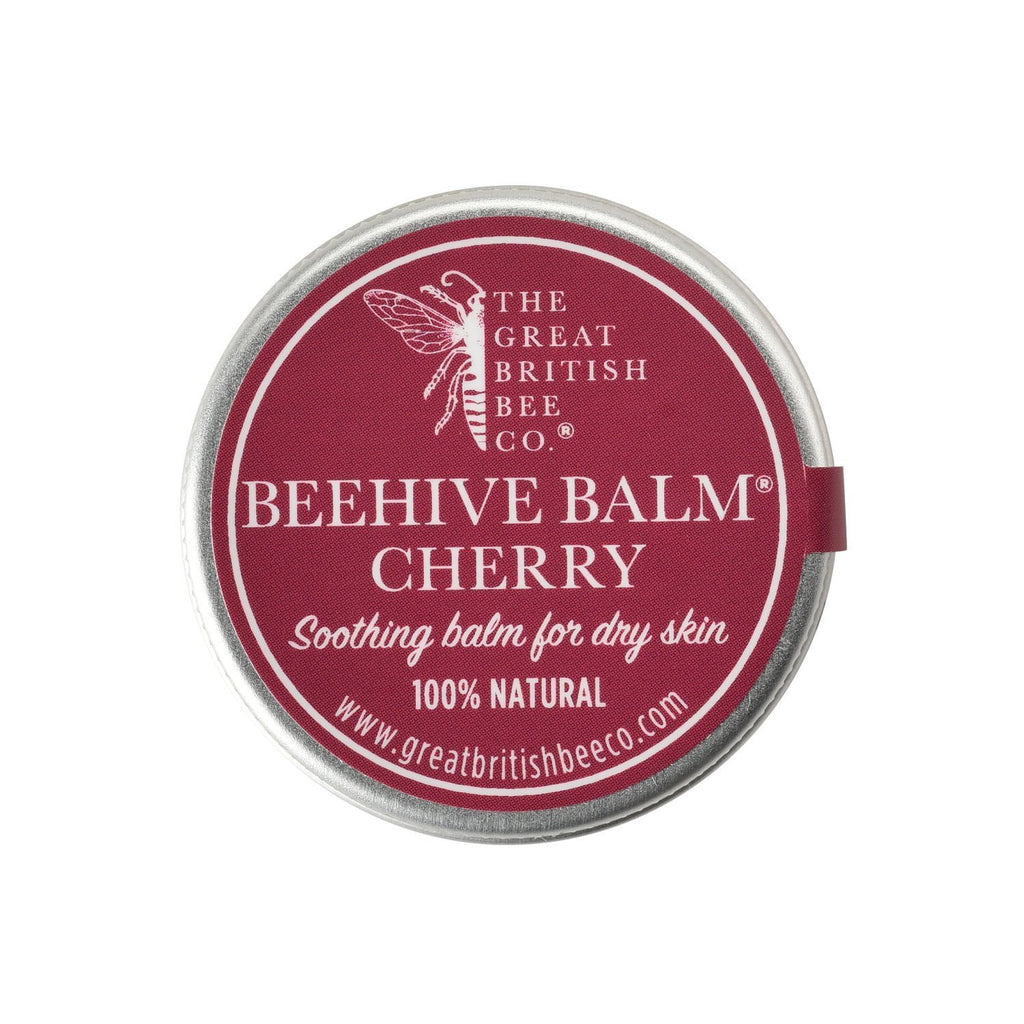 The Great British Bee Co. - Beehive Lip Balm® Cherry 15G