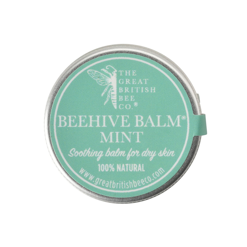 The Great British Bee Co. - Beehive Lip Balm® Mint 15G - Hothouse