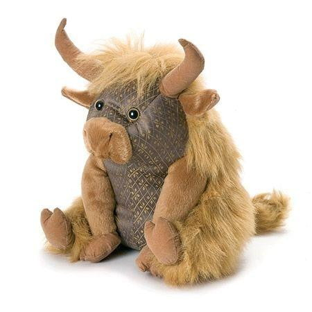 Dora Designs Angus Highland Cow Doorstop - Hothouse