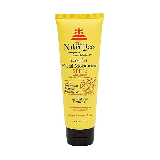 The Naked Bee - Orange Blossom Honey Facial Moisturizer with SPF 30 - 75ml - Hothouse