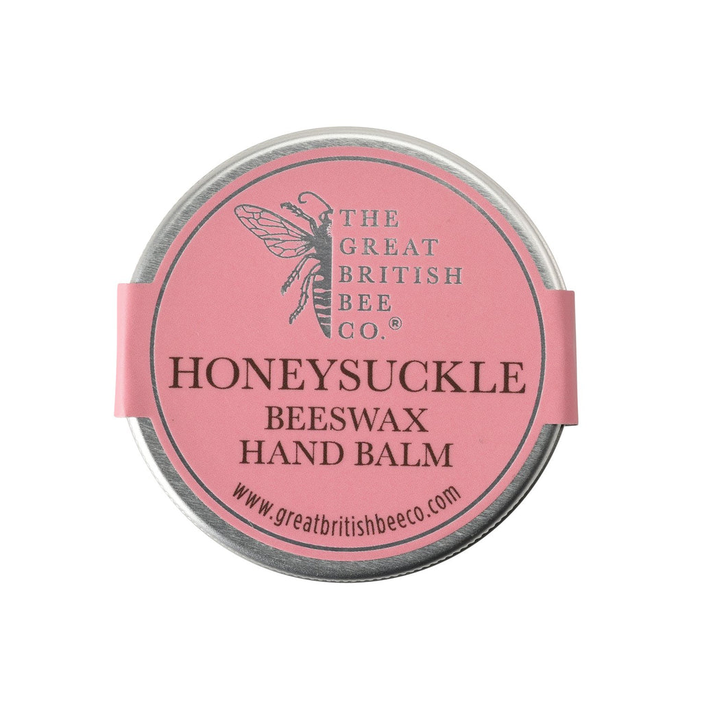 The Great British Bee Co. - HONEYSUCKLE HAND BALM 50G