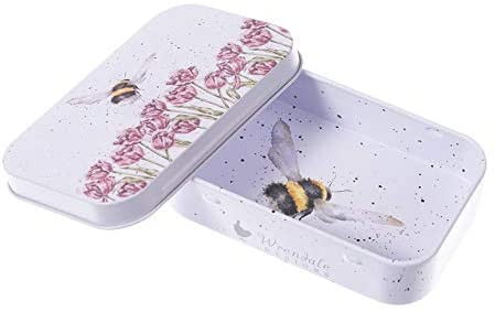 Wrendale Designs 'Flight of the Bumblebee' Keepsake Mini Gift Tin - Hothouse