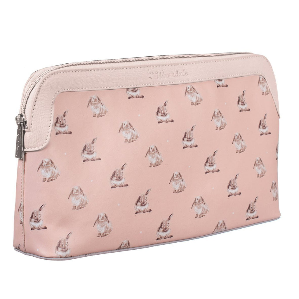 Wrendale Designs Large 'Some Bunny' Rabbit Cosmetic Bag