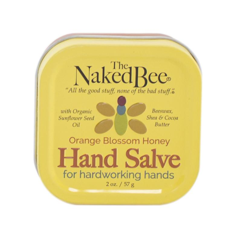 The Naked Bee - Hand Salve 43g (1.5oz)