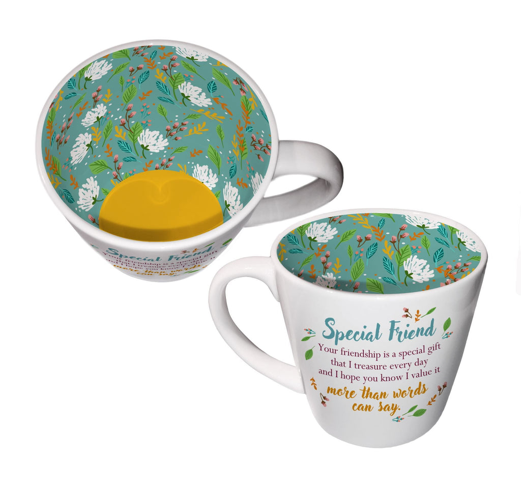 Special Friend Inside Out Mug - Hothouse