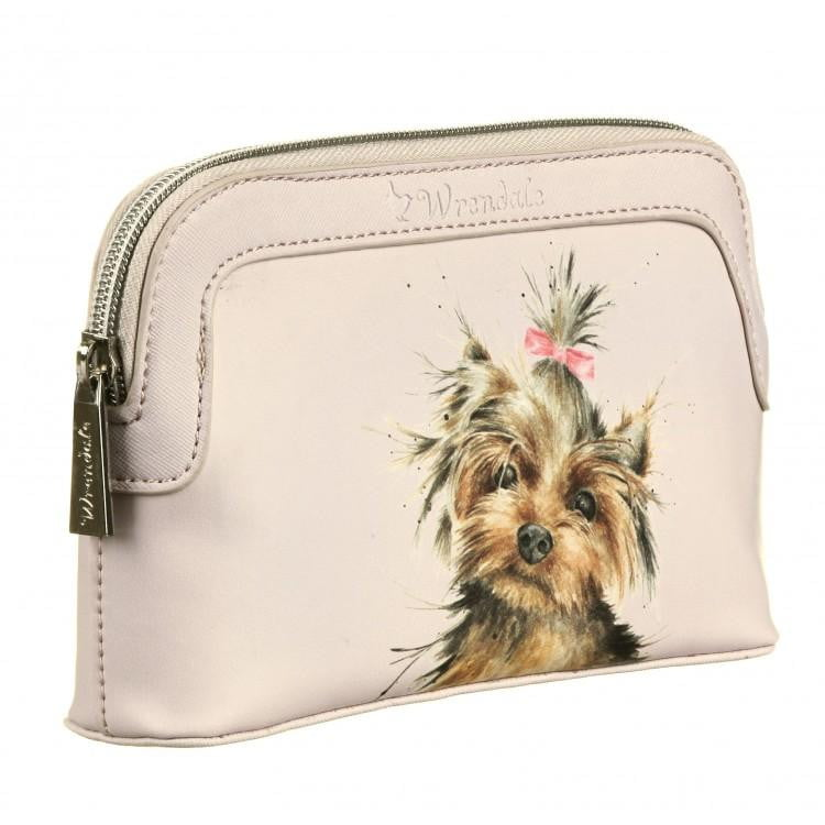 Wrendale Designs - Small 'Woof' Dog Cosmetic Bag