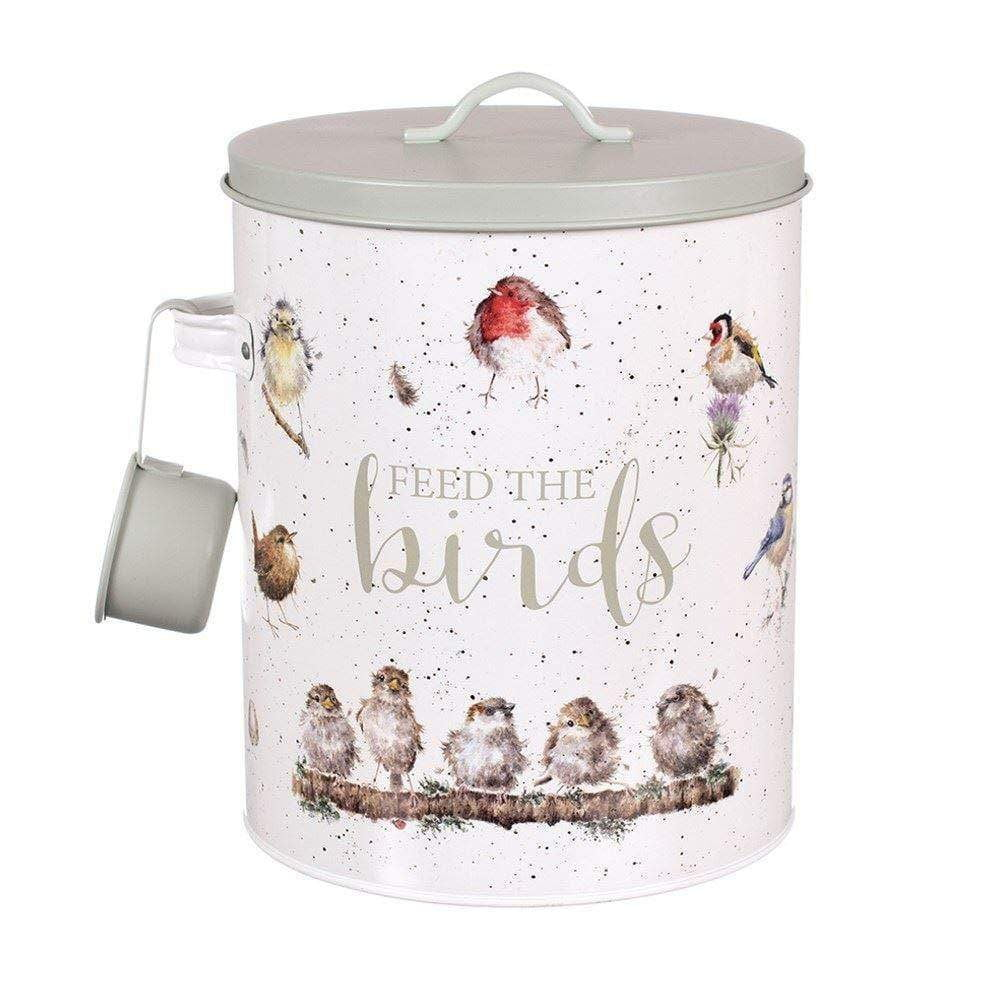 Wrendale Designs - Feed the Birds Tin - Hothouse