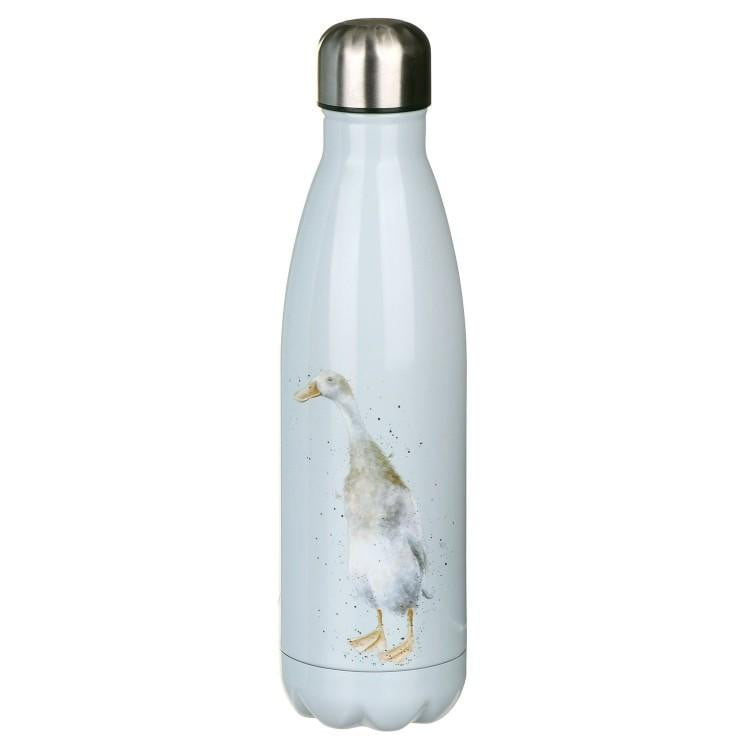 Wrendale Designs - 'Guard Duck' Duck Water Bottle - Hothouse