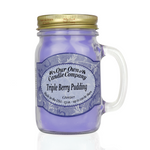 Triple Berry Pudding Classic Large Mason
