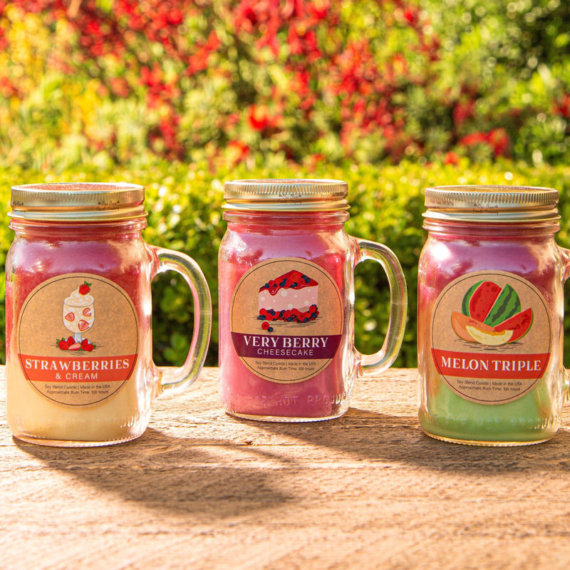 Dessert Triple Exclusive Customer Offer - Our Own Candle Company NI