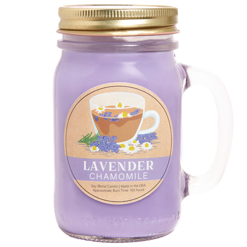Lavender Chamomile Essentials® Candle