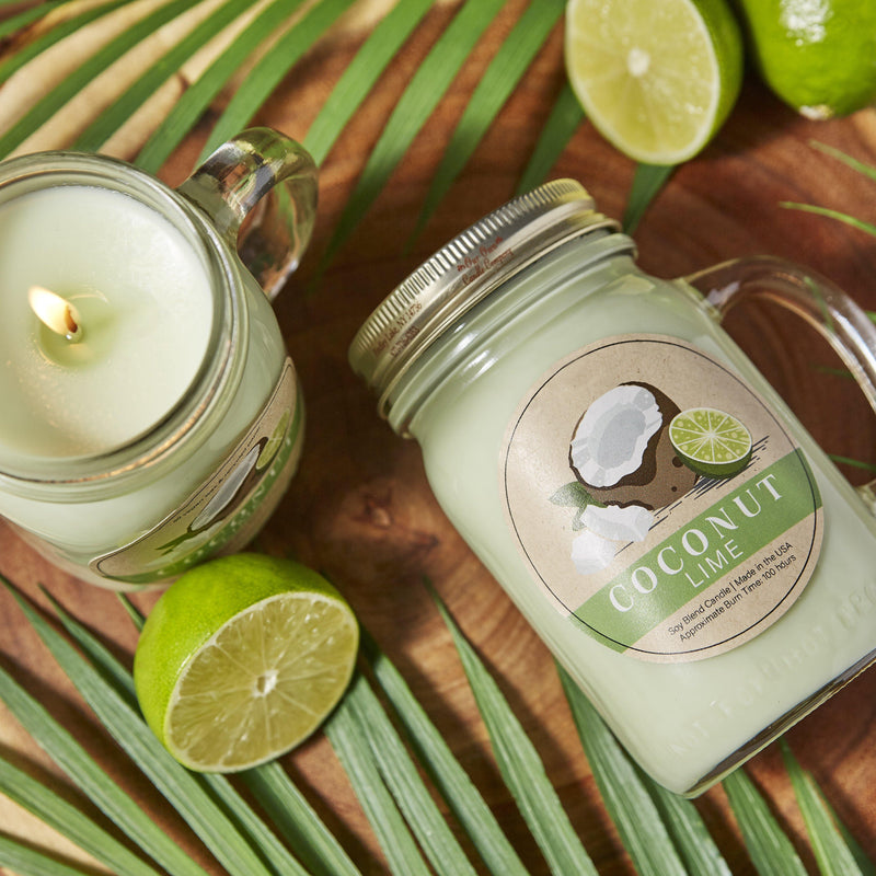 Coconut Lime Essentials® Candle