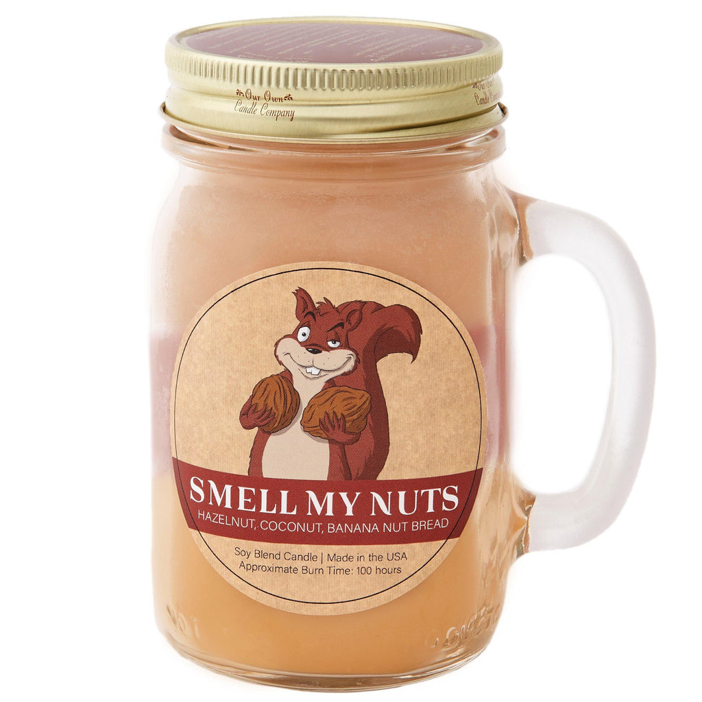 Smell My Nuts Essentials® Candle - Our Own Candle Company NI