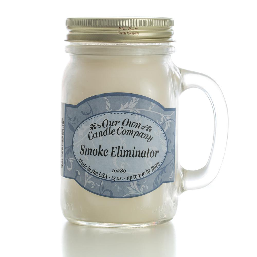 Smoke Eliminator Classic Large Mason - Our Own Candle Company NI