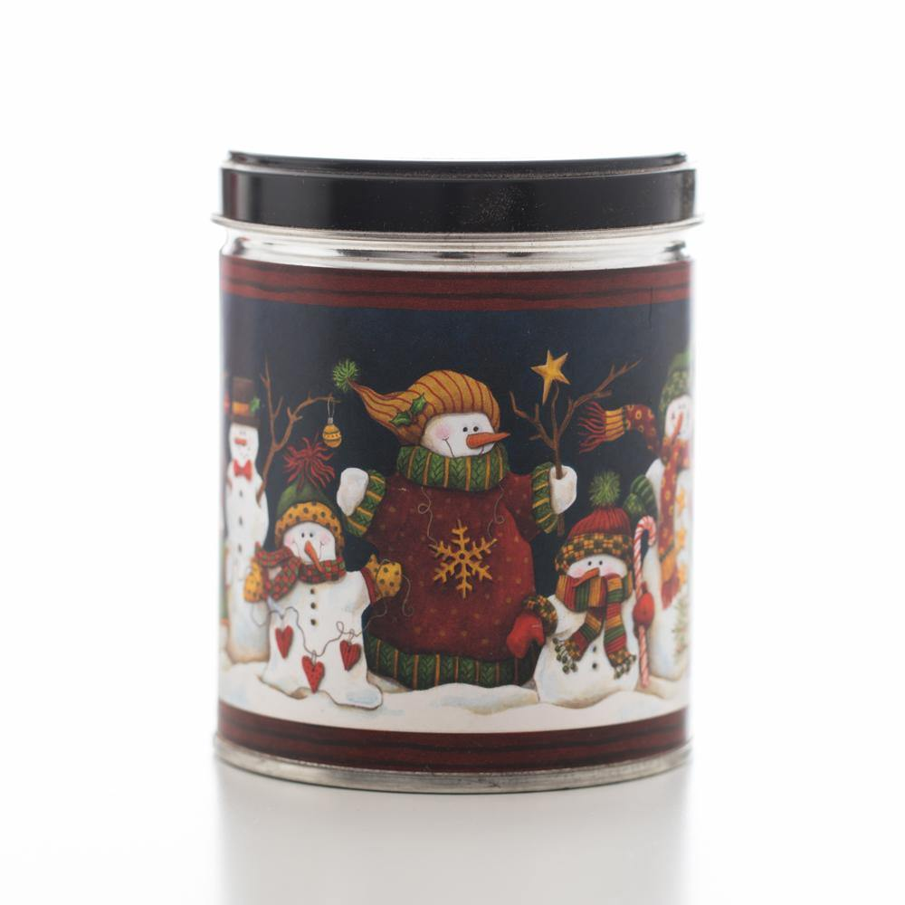 Gingerbread Tin Candle - Our Own Candle Company NI